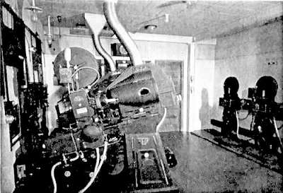 dubbing projection room (24K)